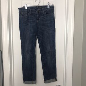Gap Skinny Dark Wash Jeans